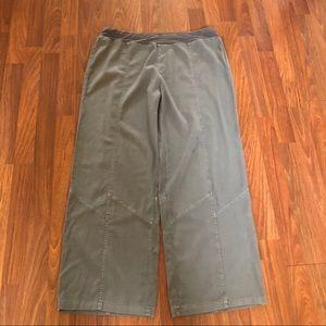 Soft Surroundings Casual Wide Leg Pants XL New